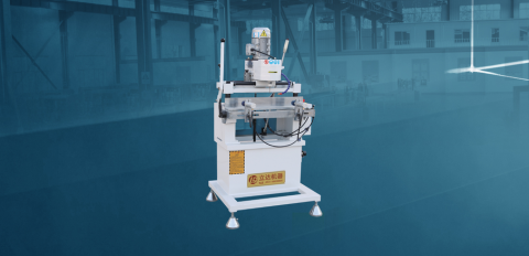 铝塑型材单头仿型铣床LXF-290×90